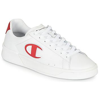 Schoenen Heren Lage sneakers Champion M 979 LOW Wit / Rood