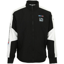 Textiel Heren Trainings jassen Puma Bmw MMS Woven Jacket Zwart