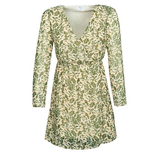 Textiel Dames Korte jurken Betty London MOSSE Multicolour