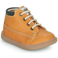 Schoenen Jongens Hoge sneakers GBB NORMAN Geel