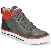 Schoenen Jongens Hoge sneakers GBB MERINO Grijs