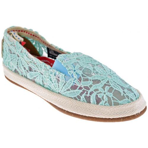Schoenen Dames Espadrilles O-joo  Groen