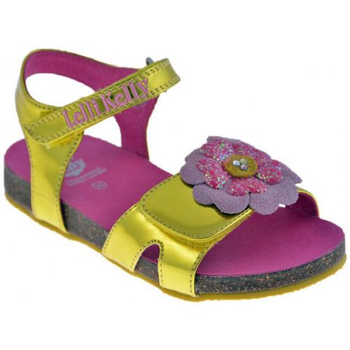 Schoenen Meisjes Sandalen / Open schoenen Lelli Kelly  Goud