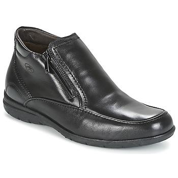 Schoenen Heren Laarzen Fluchos LUCA Zwart