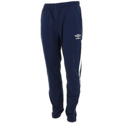 Textiel Heren Trainingsbroeken Umbro  Blauw