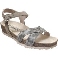 Schoenen Dames Sandalen / Open schoenen Mephisto Stela leer grijs