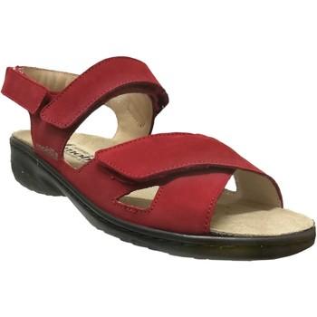 Schoenen Dames Sandalen / Open schoenen Mobils By Mephisto Geryna Nubuck rood
