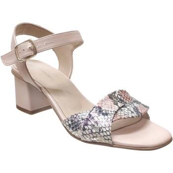 Schoenen Dames Sandalen / Open schoenen Brenda Zaro F3650 Lichtroze