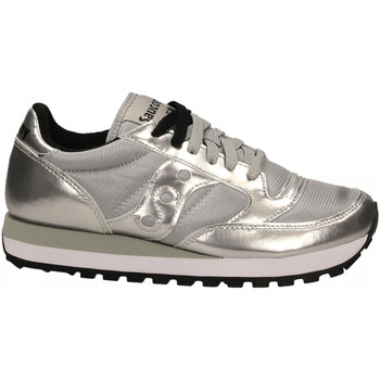 Schoenen Dames Lage sneakers Saucony JAZZ O silver