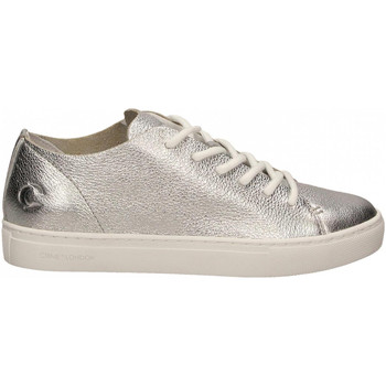 Schoenen Dames Lage sneakers Crime London  25-silver