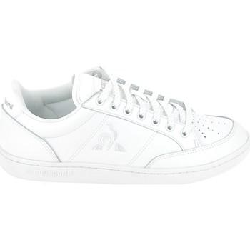 Schoenen Dames Lage sneakers Le Coq Sportif Court Clay Blanc Wit