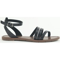 Schoenen Dames Sandalen / Open schoenen Chattawak Sandale  9-PAGO Noir Zwart