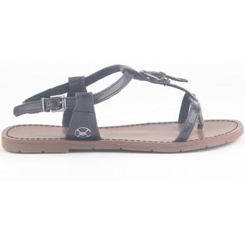 Schoenen Dames Sandalen / Open schoenen Chattawak Sandale 9-ZHOE Noir Zwart