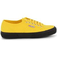 Schoenen Lage sneakers Superga - 2750-CotuClassic-S000010 Geel