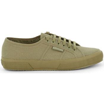 Schoenen Lage sneakers Superga - 2750-CotuClassic-S000010 Groen