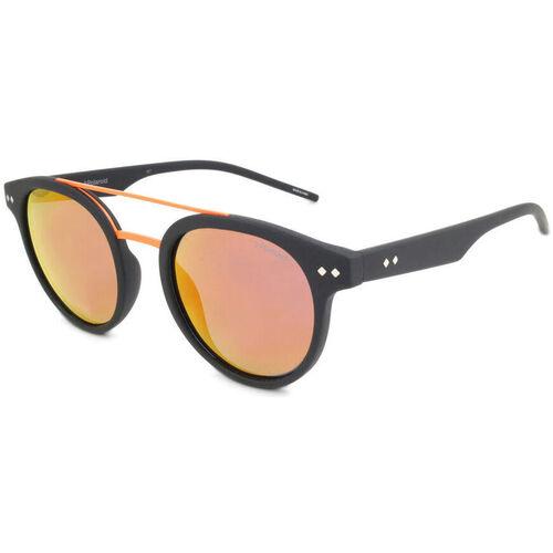 Horloges & Sieraden Zonnebrillen Polaroid - pld6031s Zwart