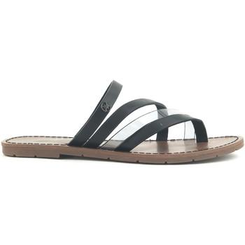 Schoenen Dames Sandalen / Open schoenen Chattawak Mule  9-ROXANNE Noir Zwart