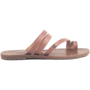 Schoenen Dames Sandalen / Open schoenen Chattawak Tong  9-MISHA Rose Roze