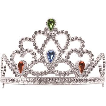 schoonheid Haar accesoires Bristol Novelty  Zilver