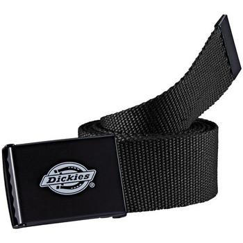 Accessoires Heren Riemen Dickies Orcutt  webbing belt Zwart