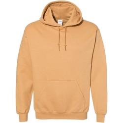 Textiel Heren Sweaters / Sweatshirts Gildan 18500 Oud Goud