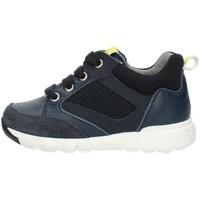 Schoenen Kinderen Hoge sneakers Nero Giardini A923730M Blue