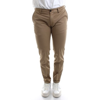 Textiel Heren Chino's Re-hash P249-2389 Beige