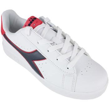 Schoenen Kinderen Lage sneakers Diadora game p gs c8627 Rood