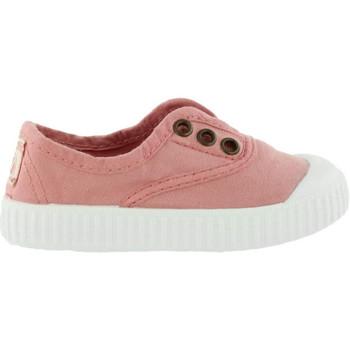 Schoenen Kinderen Lage sneakers Victoria 106627 Roze
