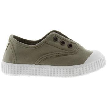 Schoenen Kinderen Lage sneakers Victoria 106627 Groen
