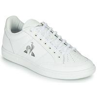 Schoenen Dames Lage sneakers Le Coq Sportif COURT CLAY W Wit