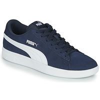 Schoenen Heren Lage sneakers Puma SMASH Marine