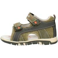Schoenen Jongens Sandalen / Open schoenen Lumberjack SB42106005X84 Green