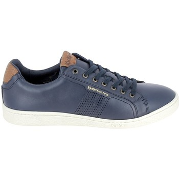 Schoenen Heren Lage sneakers Kickers Songo Marine Blauw