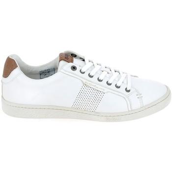 Schoenen Heren Lage sneakers Kickers Songo Blanc Wit