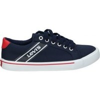Schoenen Kinderen Tennis Levi's ZAPATOS  KIDS KINGSTON  NI?O NAVY bleu