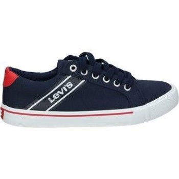 Schoenen Jongens Tennis Levi's ZAPATOS  KIDS KINGSTON  NIÑO NAVY Bleu