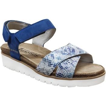 Schoenen Dames Sandalen / Open schoenen Mobils By Mephisto Tamia Blauw