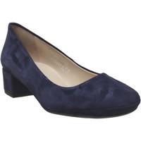 Schoenen Dames pumps Mephisto Brity Marineblauw fluweel