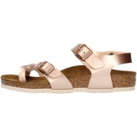 Schoenen Meisjes Sandalen / Open schoenen Birkenstock 1014444 Pink