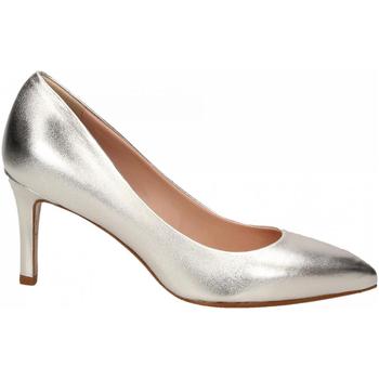Schoenen Dames pumps Malù LAMINATO platino