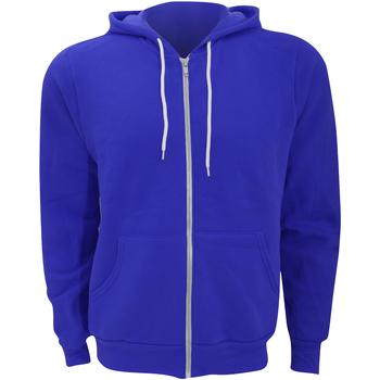 Textiel Heren Sweaters / Sweatshirts Bella + Canvas CA3739 Echt Koninklijk