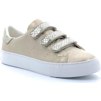 Schoenen Lage sneakers No Name ARCADE STRAPS Beige