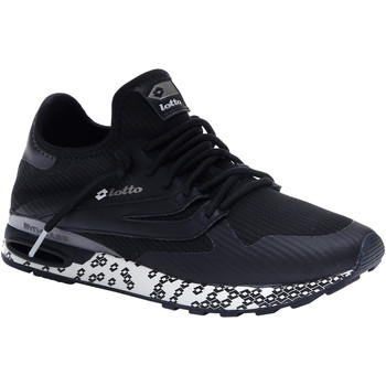 Schoenen Heren Lage sneakers Lotto Athletica Run Light Schwarz