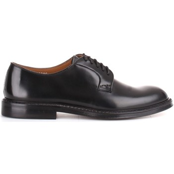 Schoenen Heren Derby Doucal's DU1385PHOEUY007NN00 Black