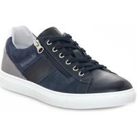 Schoenen Dames Lage sneakers NeroGiardini NERO GIARDINI 200 SAVAGE BLU Blu