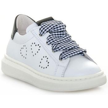 Schoenen Meisjes Lage sneakers Nero Giardini NERO GIARDINI 707 CILE BIANCO Bianco