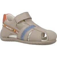 Schoenen Jongens Sandalen / Open schoenen Pablosky 070833 Bruin