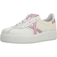 Schoenen Dames Sneakers Munich BARRU SKY Wit