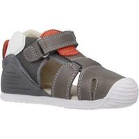 Schoenen Jongens Sandalen / Open schoenen Biomecanics 202138 Grijs